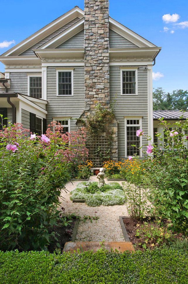 Garden Design. Graden Ideas. Traditional Garden Ideas. #Garden #TraditionalGarden #GardenIdeas