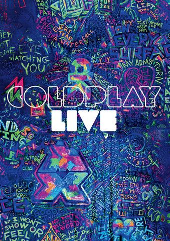 Coldplay Live Poster - 1