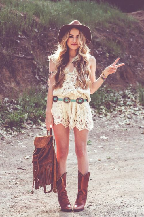 15 best Boho Chic images on Pinterest | Bohemian style, Feminine ...