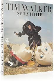 tim walker book - Story Teller