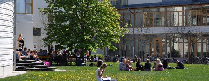 Mälardalens Högskola in Västerås, where I've studied.