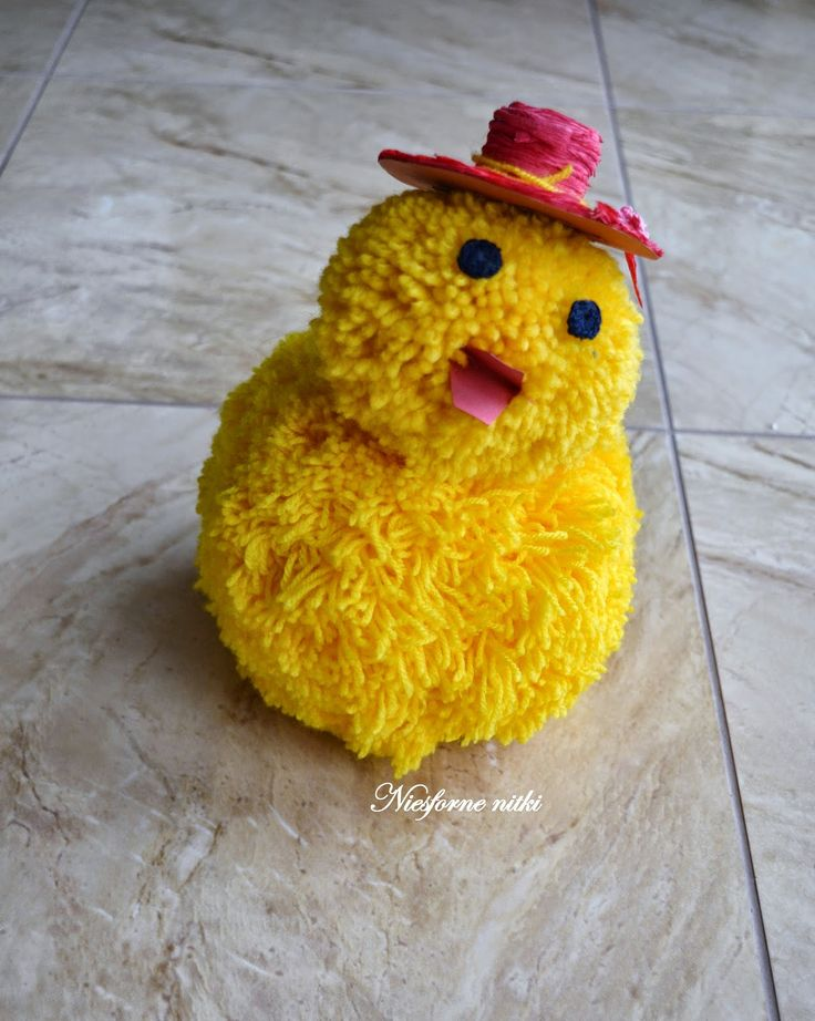 Drobiowe ozdoby Wielkanocne