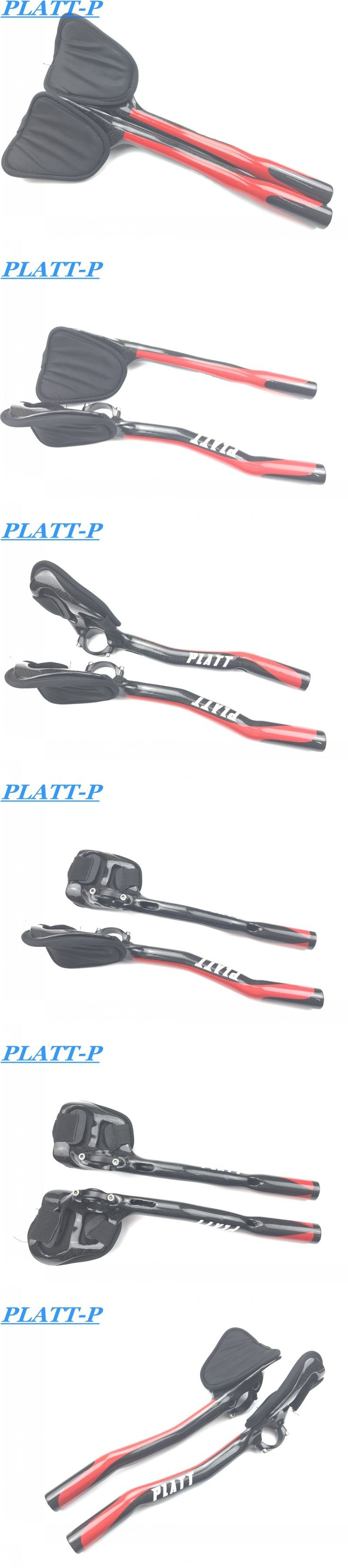 Speed boat PLATT-P cycling AVENIR full carbon Remaining handlebar TT style carbon road bike Handlebar carbon trial bike Han