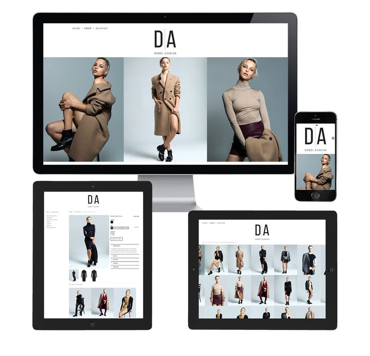 We are very excited to announce the launch of the new DANIEL AVAKIAN digital offering. FASHION. STYLE. INSPIRE. @ www.evakossoffdesigns.com.au