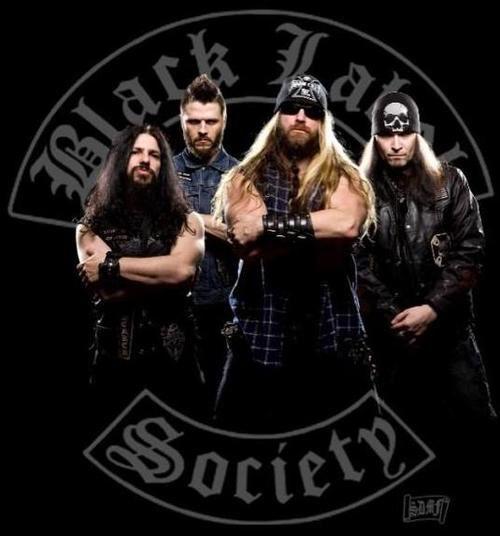 Black Label Society - Train, Aarhus, 1. marts 2015