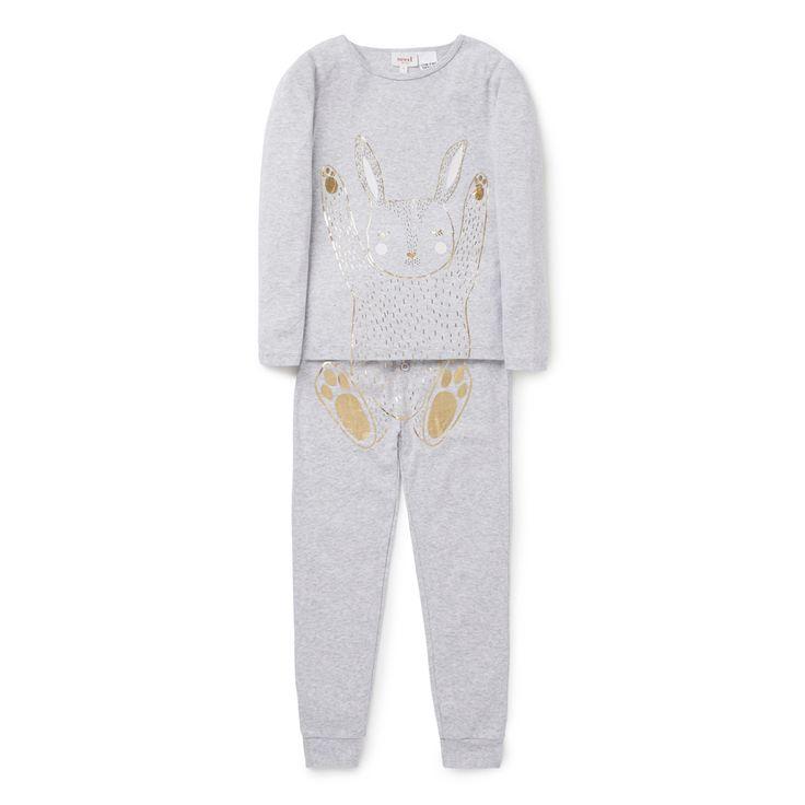 Foil Bunny Pyjama. #seed #seedheritage #child