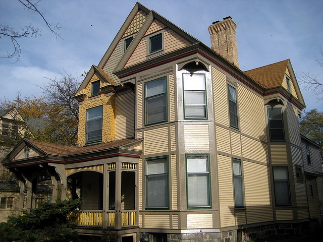 The Kellogg House | Queen anne, Grand rapids michigan and