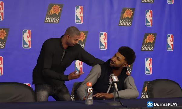 NBA 2K17'nin Sanal Gerçeklik Planları mı Var?