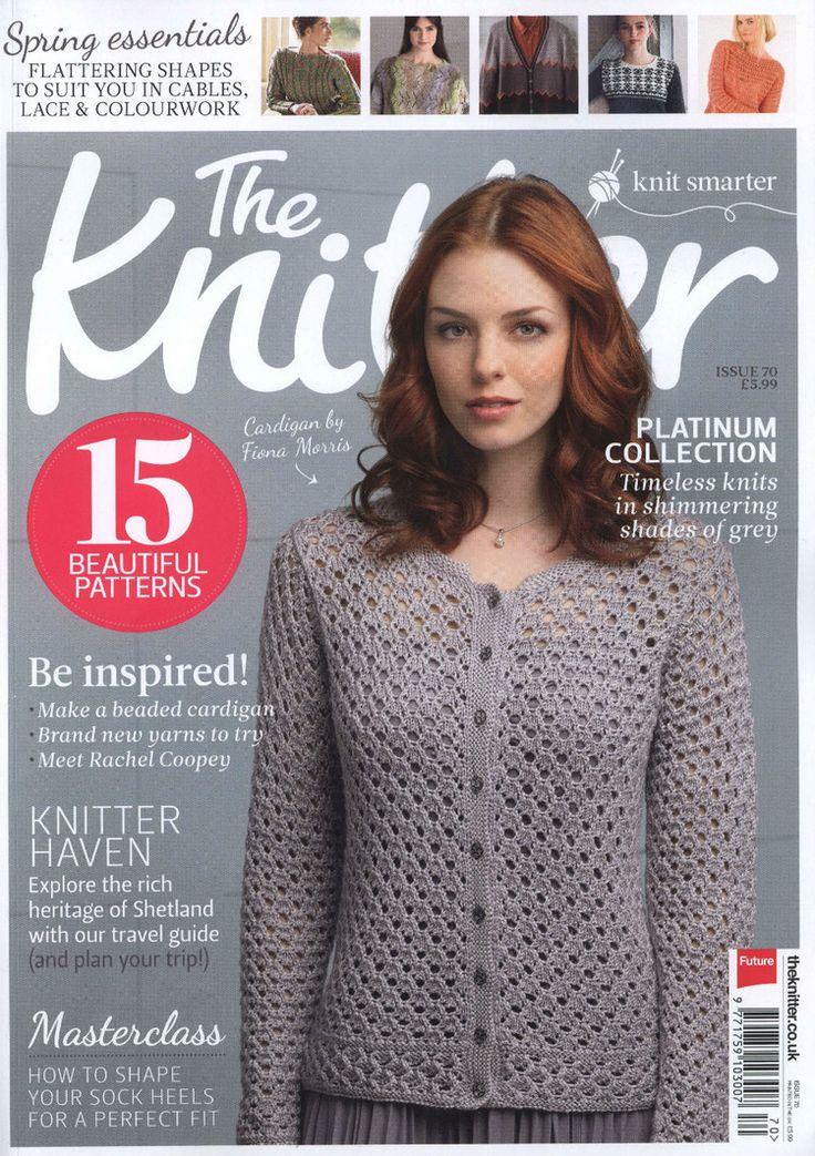 The Knitter №70 2014 - 轻描淡写的日志 - 网易博客