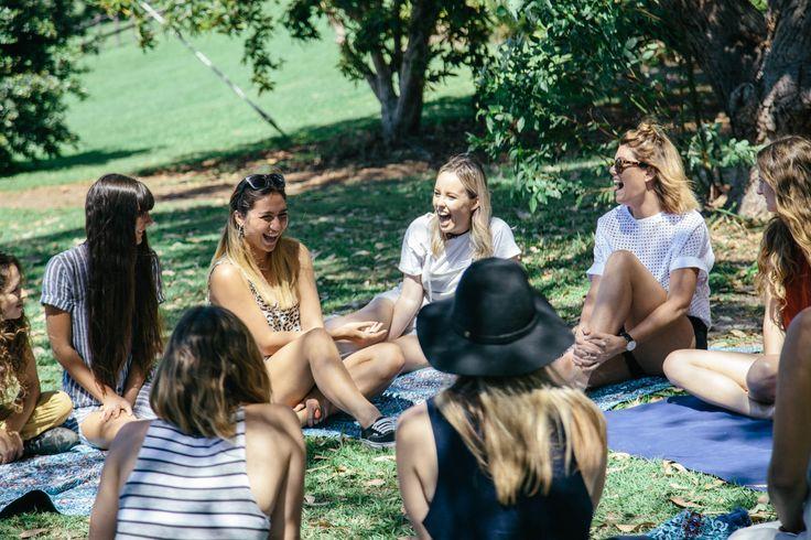 Element Australia - Health and Wellness Morning Tea and Meditation