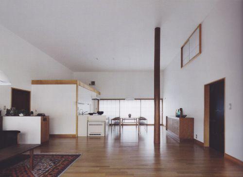 House in White 1964, Kazuo Shinohara
