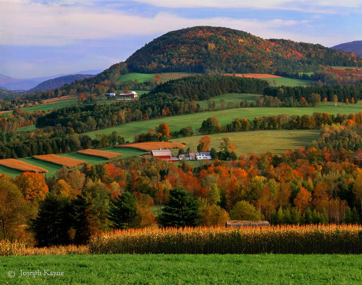 New Hampshire Fall Foliage Wallpaper A Vermont Farm Beautiful Vermont New England Fall