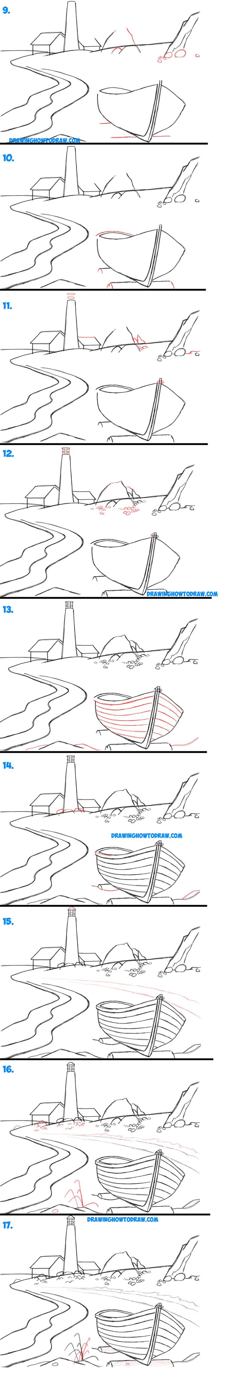 how-to-draw-lighthouse-landscape-with-boat-easy-step-by-step-drawing-tutorial-beginners-and-kids-02.jpg (1100×6685)