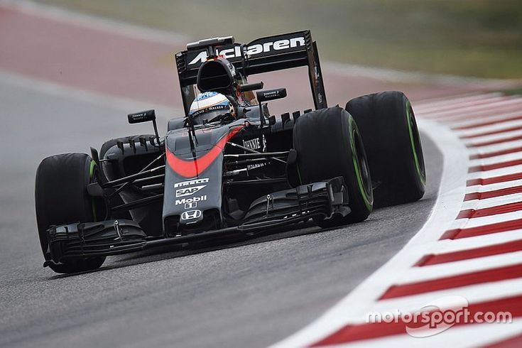 US GP: Alonso says top 10 possible for improved McLaren F1 team