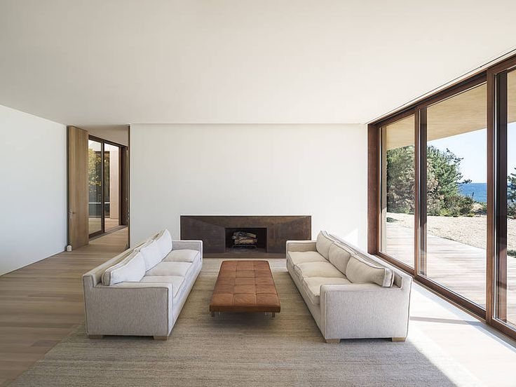 John Pawson Picornell House Google Search Living Rooms
