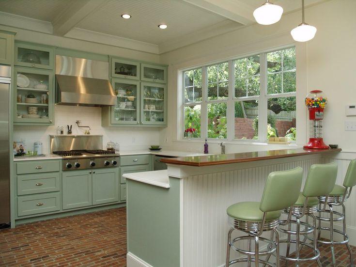 Image Result For Beadboard Breakfast Nook Kitchen