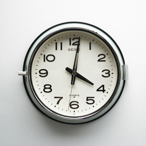 SEIKO Marine clock