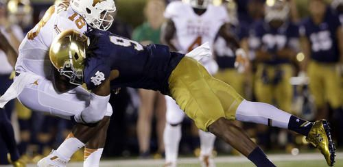 Jaylon Smith | Hate the Cowboys more than anything so wish he could be on a different team but wish him well.