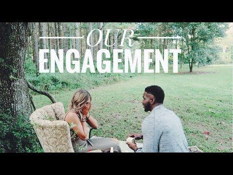 ENGAGEMENT VIDEO!   Curtis & Paige