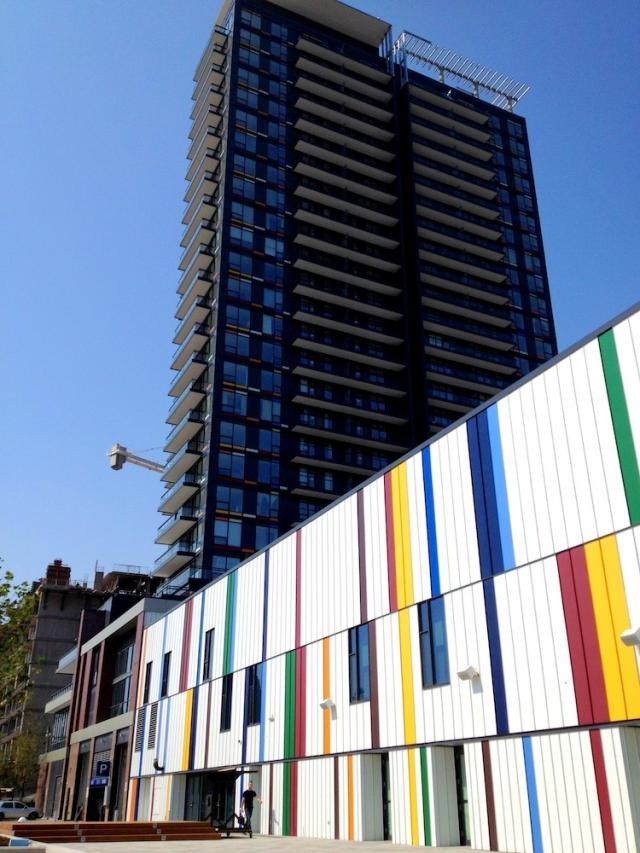 Daniels Spectrum (The Regent Park Arts & Cultural Centre)