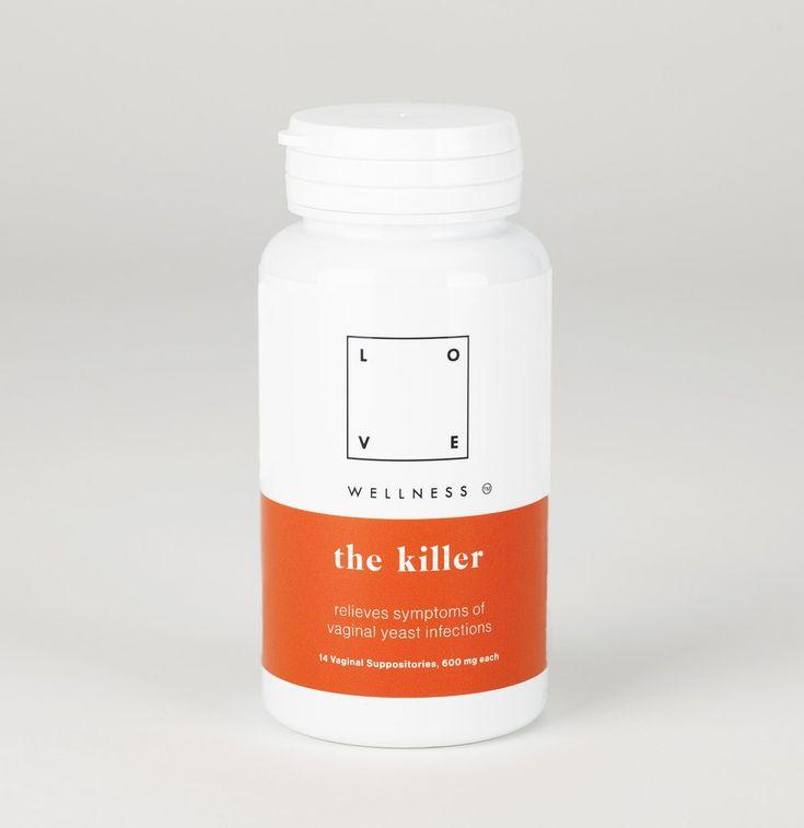the killer (boric acid suppositories)
