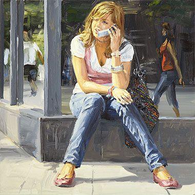 Michele Del Campo - Mobile conversation