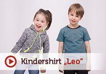 Kindershirt nähen