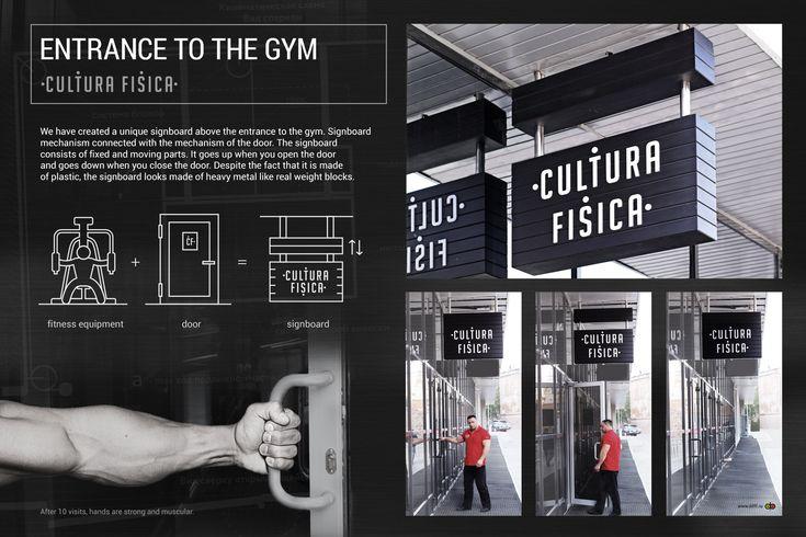 Cartel gimnasio cultura f sica publicidad gym pinterest for Gimnasio winner