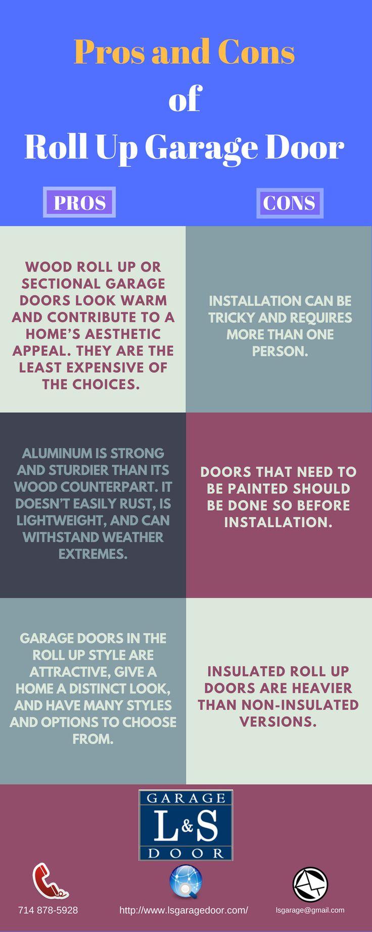 171 best Garage Door Repairs images on Pinterest | Carriage doors ...