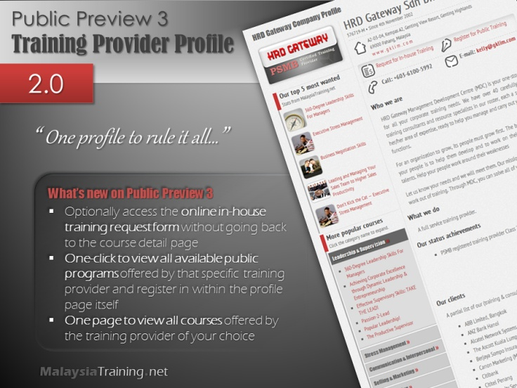 8 best Banners MalaysiaTrainingnet images on Pinterest - training request form