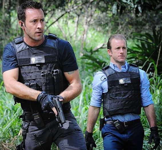 ♥♥♥ #H50 #H50Friday ep 6.21 - Alex O'Loughlin and Scott Caan and Hawaii. What more do you need on a rainy Friday night?