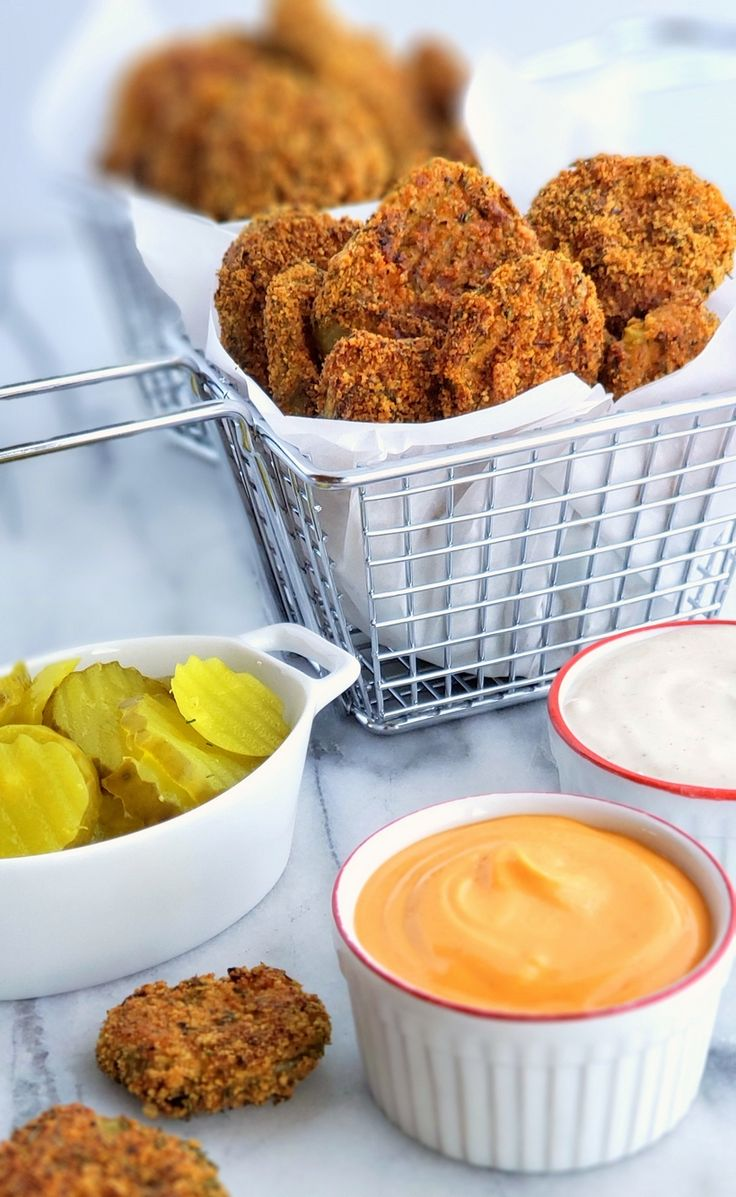 Whip Up These Low Carb Air Fryer Pickles In Minutes The