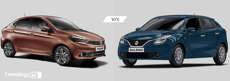 #TataMotor's third compact sedan is Tata Tigor. It is based on the Tiago. It has a very attractive design and it is also loaded with many great features including a touchscreen infotainment system. It will be competing with premium hatchbacks like the #MarutiBaleno.