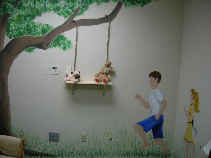 Best 25 kids room murals ideas on pinterest for Easy mural painting