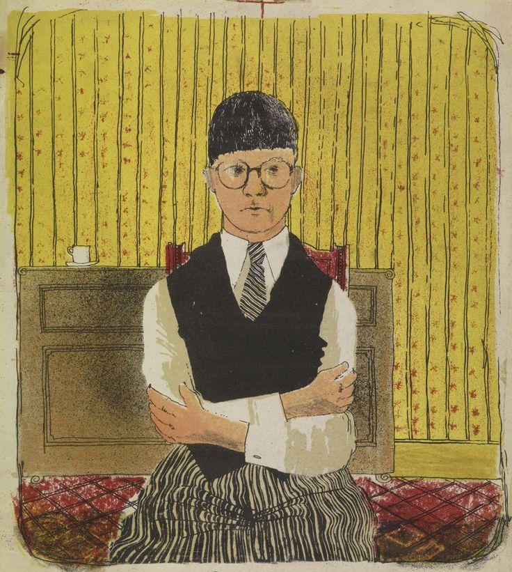 Hockney, Printmaker