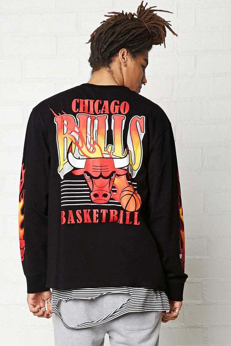 NBA Bulls Long-Sleeve Tee | 21 MEN - 2000091495