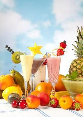 Shakes & Smoothies blended with Manna 360 and fresh fruits are a nutritious & delicious drink whatever the occasion. The next time you're entertaining guests this summer, try serving it in crystal and give them one more reason to be amazed. http://livesmart360.com/en/Manna360/