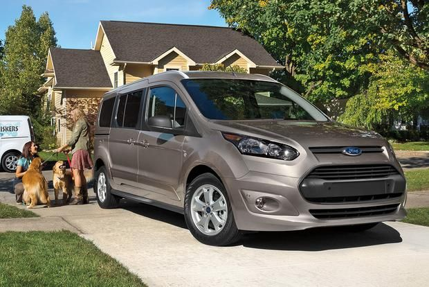 2017 Ford Transit Connect Wagon New Car Review Featured Image