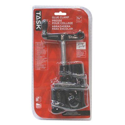 Task Tools T74111 3/4-in Gluing Clamp