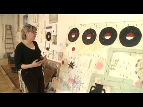 Squeak Carnwath: Imagination Is The Mind's Freedom