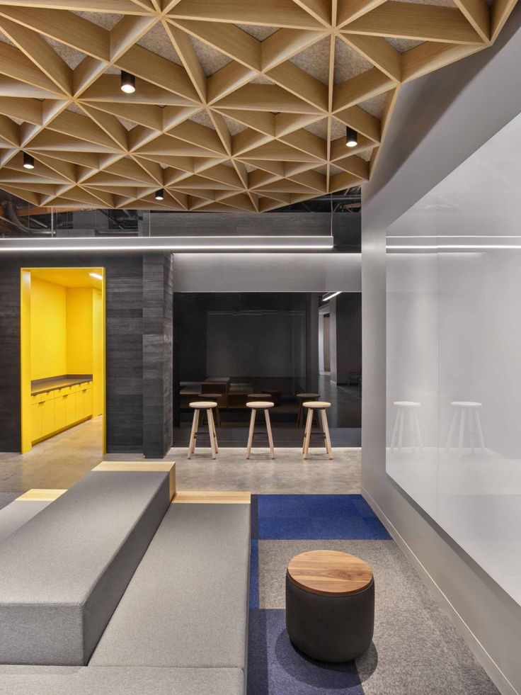Office Tour: Confidential Alternative Technology Company Offices – Silicon Valley