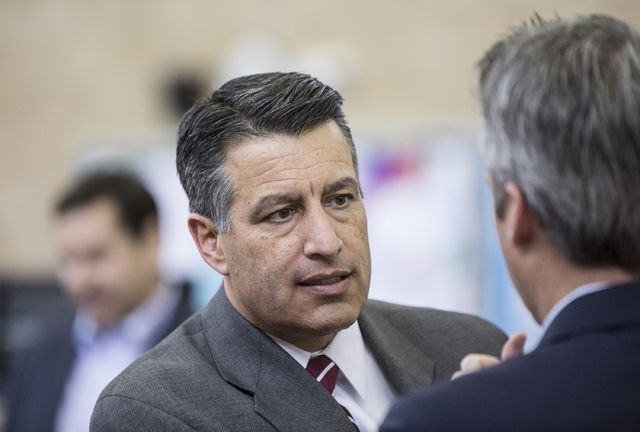 Nevada governor wants no qualifiers for Education Savings Account recipients