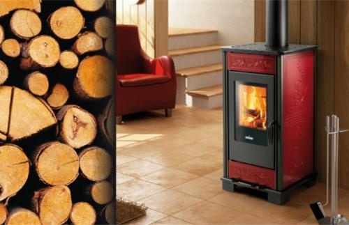 Ravelli Log Stoves