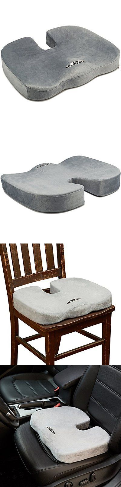 Seat and Posture Cushions: Aylio Coccyx Seat Cushion | Back Support, Tailbone And Sciatica Pain Relief,... -> BUY IT NOW ONLY: $50.78 on eBay!