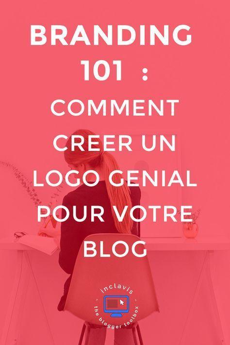 creer un logo pour blog