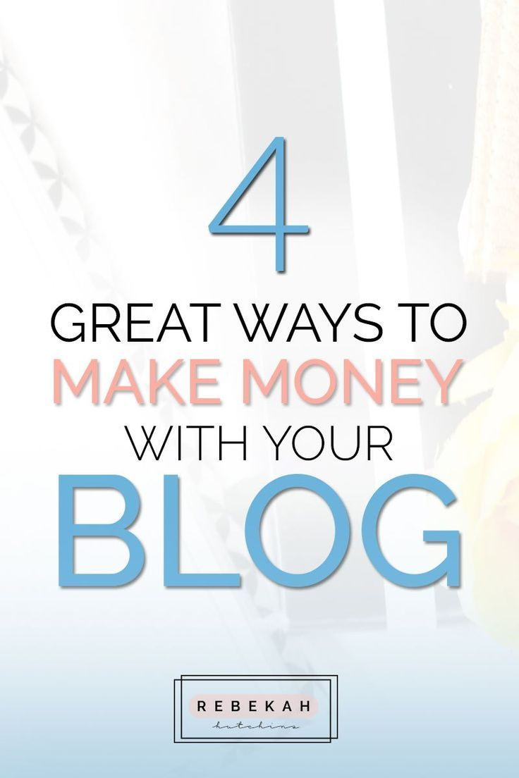 Want to start blogging for money? Take your blog from hobby to business with these monetization ideas. Stay at home while making an income from your writing! Click through to see how you can start making money with your blog today!