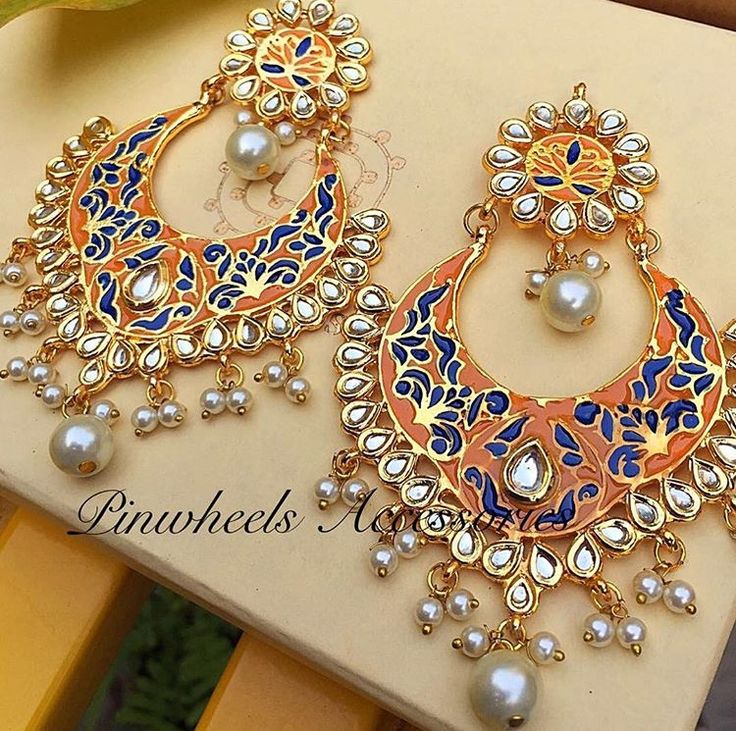25 Best Ideas About Indian Jewelry Sets On Pinterest: 25+ Best Ideas About Pakistani Jewelry On Pinterest