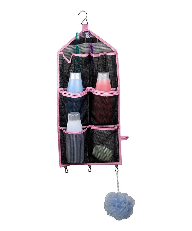 Mesh Hang Up Shower Caddy