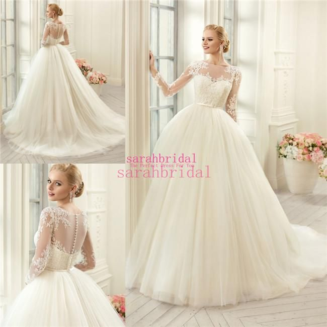 Wholesale wedding dresses los angeles, wedding dresses online shop and wedding dresses princess on DHgate.com are fashion and cheap. The well-made  2016 Spring Summer Princess Style Cinderella A-Line Ball Bridal Gowns Cheap Lace Long Sleeves Wedding Dresses Boho Chic Plus Size Vestidos sold by sarahbridal is waiting for your attention.