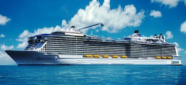 Empieza la cuenta atrás, Quantom of the Seas realizará su primera salida en Noviembre / It begins the countdown, Quantom of the Seas sets sail on November